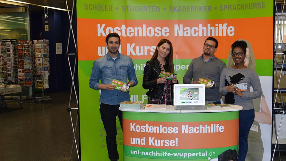 Uni Nachhilfe Wuppertal